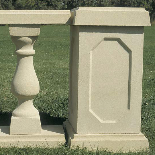 Selby Stone - Balustrades & Piers