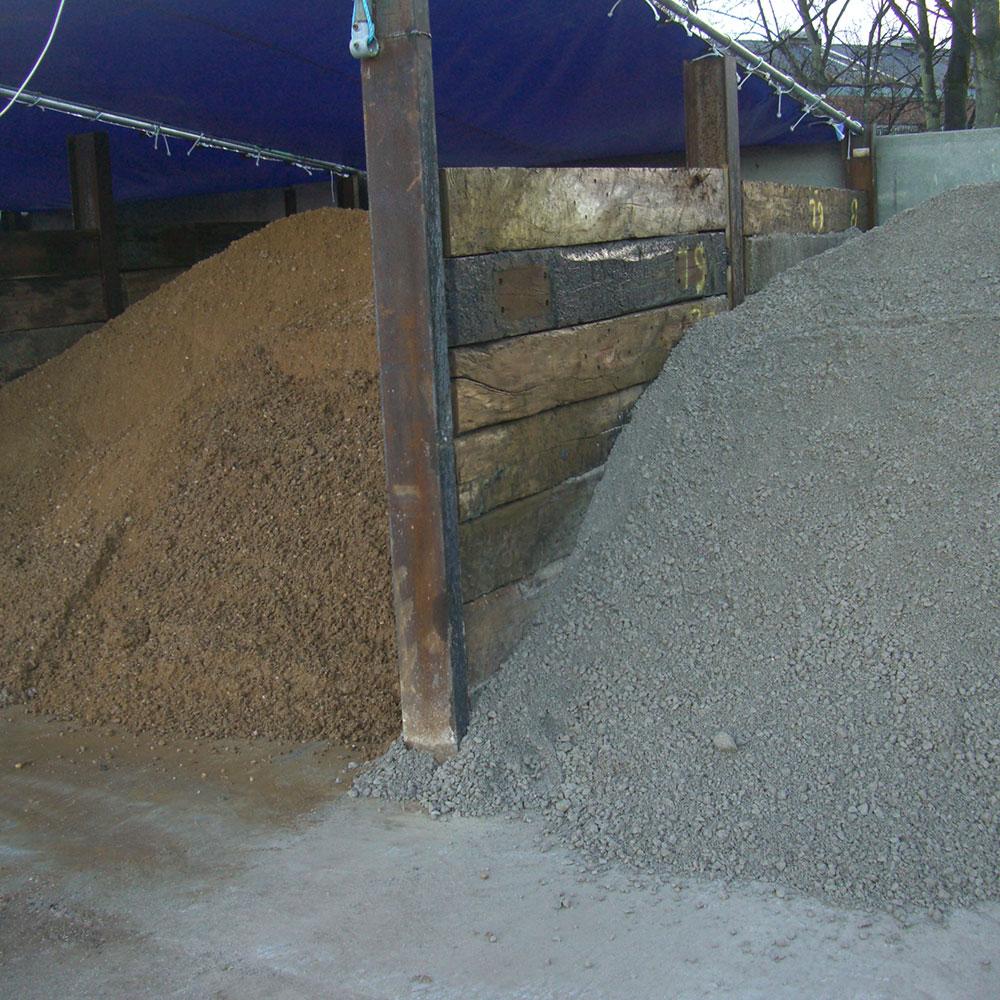 Fresh Concrete, Sand & Cement