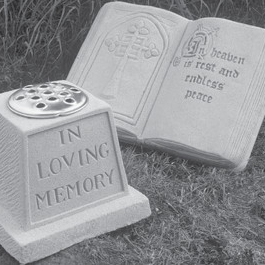 Selby Stone - Wall Plaques & Memorials