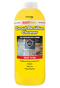 Grout Residue Cleaner