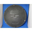 Manhole Covers - Composite Inspection Chamber Covers - B125 - 450mm Diameter