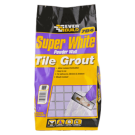 Everbuild - 704 Super White Powder Wall Tile Grout