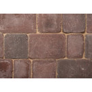 Castacrete - Rumbled Paving Collection - Brindle